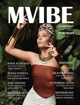MVIBEmagazine June 2021 issue 20.3 Portrait