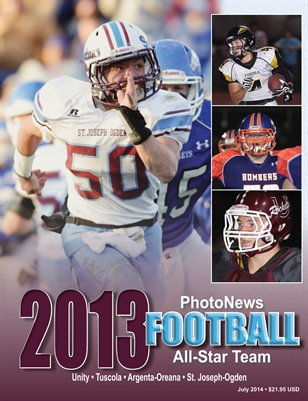 2013 PhotoNews Football All-Stars