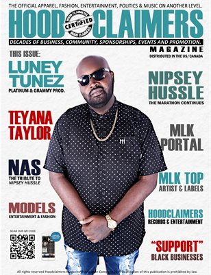 Hoodclaimers Magazine
