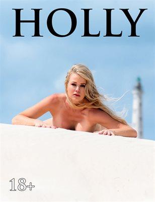 Holly - Golden Blonde Lighthouse Babe | Bad Girls Club Magazine
