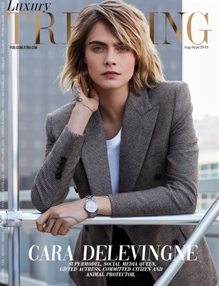 LUXURY TRENDING Mag - Aug/Sept 2019 - Issue 21