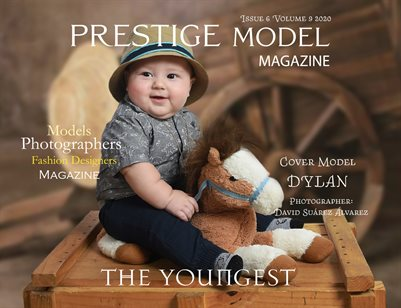 PRESTIGE MODELS MAGAZINE_ The Youngest 06/09