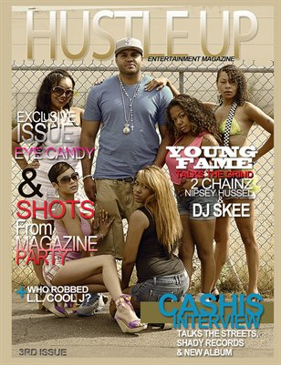 Hustle Up Ent Magazine Issue 3