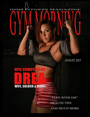 Gym Morning IIDM Fitness Magazine, Vol 1, Issue 2
