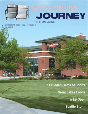 Stadium Journey Magazine Vol. 2, Issue 10