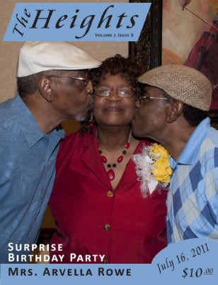 Volume 2, Issue 8 - July 16, 2011