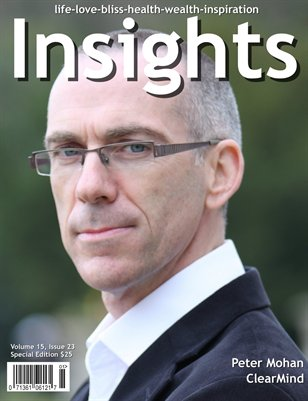 Insights featuring Peter Mohan
