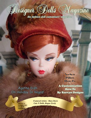 Designer Dolls Magazine - November 2015
