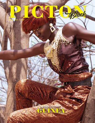 Picton Magazine MARCH  2020 N441 BLACK Cover 2