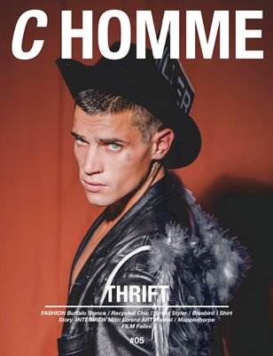 C HOMME #05 (COVER 1)