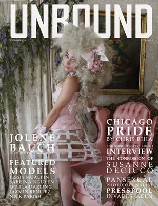 Unbound Mag Vol 1 | Delila Darling Variant | Sept 2019