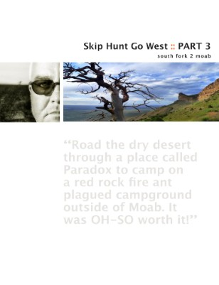 Skip Hunt Go West :: Part 3