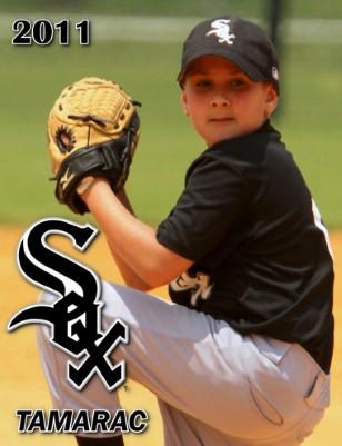 2011 Tamarac White Sox