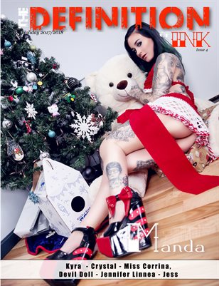The Definition of INK: Holiday issue 4