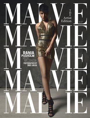 MALVIE Magazine The Artist Edition Vol 171 March 2021