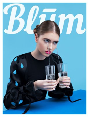 Blūm Magazine: Volume 1 Issue 5 (version two)