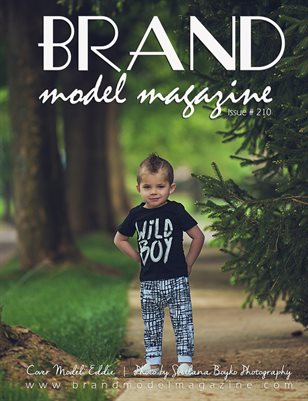 Brand Model Magazine  Issue # 210
