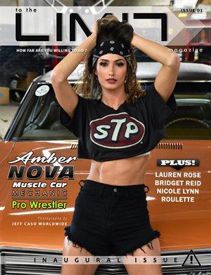 to the LIMIT Magazine 01 Ft. Amber Nova