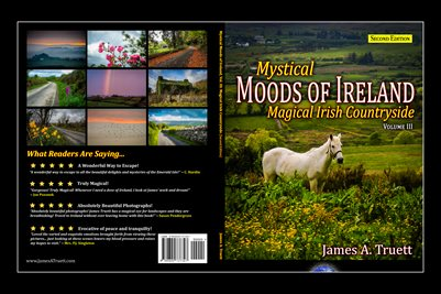 Cover - Magical Irish Countryside, Vol. III, Mystical Moods of Ireland (Second Edition) - POSTER