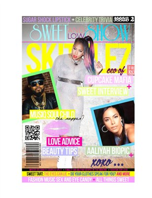 Sweet and Low Show Magazine #2