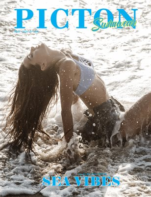 Picton Magazine MAY 2020 N500 Swimwear Cover 2