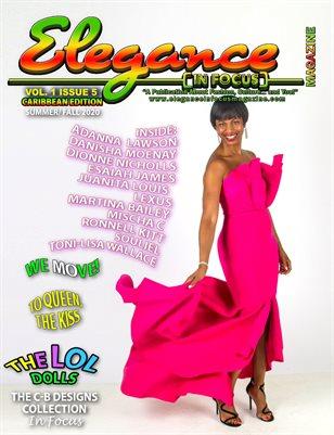 Elegance in Focus Magazine #5 Alt Covers