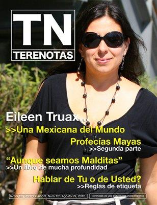 Eileen Truax... Una Mexicana del mundo