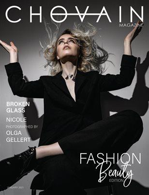 CHOVAIN Magazine – FASHION & BEAUTY EDITION | ISSUE 14 | JANUARY 2021