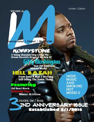 LM Magazine Vol. 16- Hell RAZAH