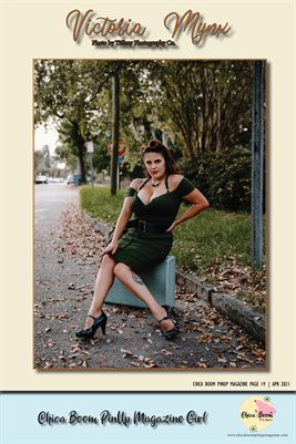 Poster Victoria Mynx by Tiffany Photography Co.