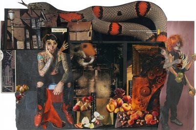"""""""Goblin Market"""" By Lorca Jolene"""