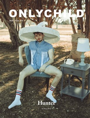 ONLYCHILD Issue 4 Cover A