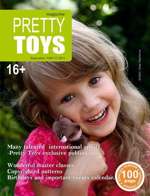 """Pretty Toys"" #6(11), 2012"