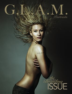 GLAM Portraits Branding Issue