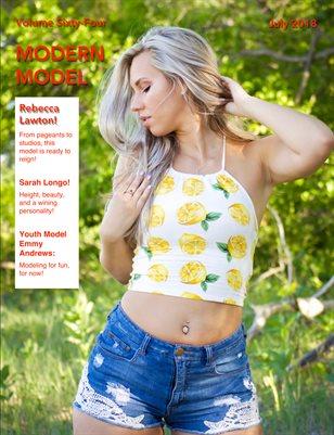 Modern Model July 2018