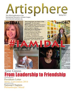 Artisphere Issue #3 Spring 2015