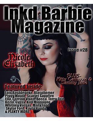 Inkd Barbie Magazine Issue #28 Nicole Elizabeth