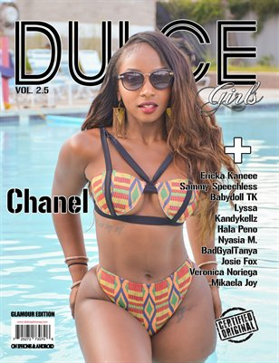 Dulce Girls Volume 2.5 End Of Summer