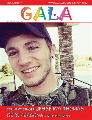 GALA Magazine | LGBT Artists - January 2015