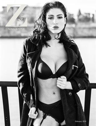 Zala Boudoir Magazine Issue 5: The Black & White Issue