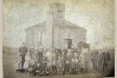 1891 CHARTER OAK SCHOOL HOUSE, RANDOLPH COUNTY, ILLINOIS
