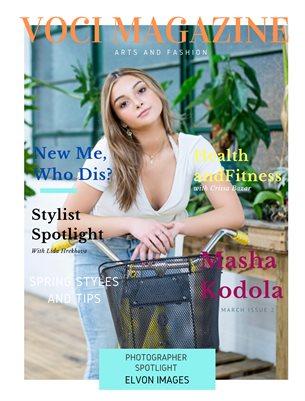 Voci Magazine Issue 2