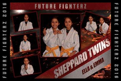 2016 Ella & Emma Sheppard Cal - Poster