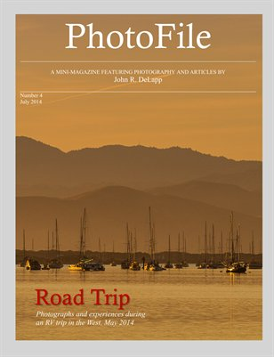 PhotoFile #4 Western Road Trip