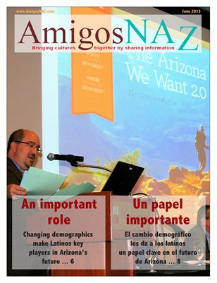 AmigosNAZ June 2013
