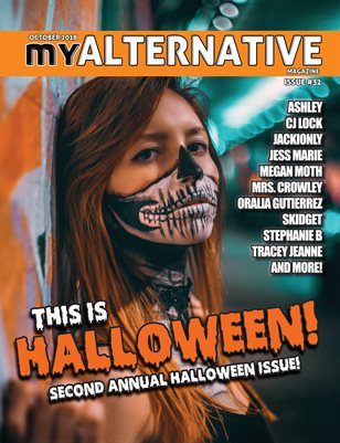 MyAlternative Magazine Issue 32 October 2018