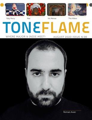 ToneFlame Magazine August 2020