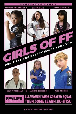 Girls Of FF Poster #1