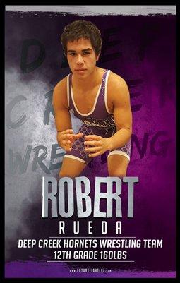 Robert Rueda 5x8 DC #2