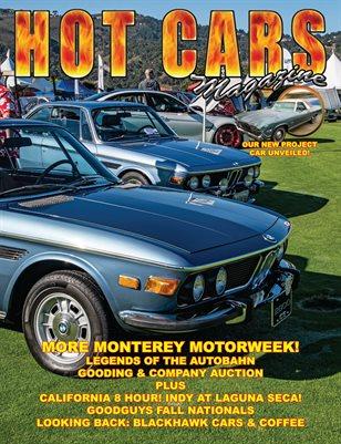 HOT CARS No. 44